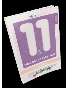 Bilfen Yayınları Lise 11.Sınıf Edebiyat Soru Bankası