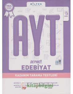 Bilfen Yayınları AYT Edebiyat Depar Kazanım Tarama Testleri