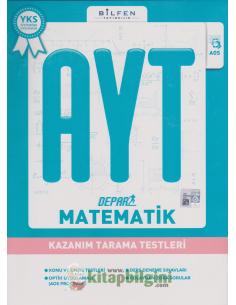 Bilfen Yayınları AYT Matematik Depar Kazanım Tarama Testleri