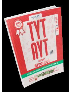 Bilfen Yayınları TYT AYT Biyoloji Depar Konu Anlatımlı ve Örnek Çözümlü