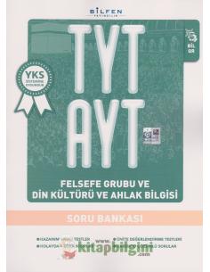 Bilfen Yayınları TYT AYT Felsefe Grubu ve Din Kültürü Soru Bankası