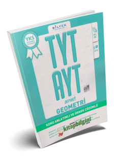 Bilfen Yayınları TYT AYT Geometri Depar Konu Anlatımlı ve Örnek Çözümlü