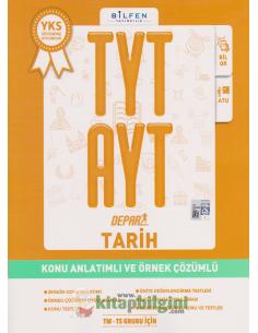 Bilfen Yayınları TYT AYT Tarih Depar Konu Anlatımlı ve Örnek Çözümlü