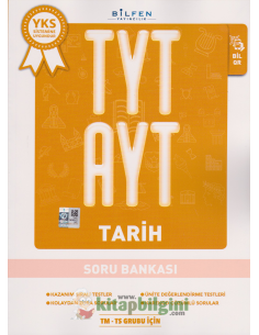 Bilfen Yayınları TYT AYT Coğrafya Soru Bankası