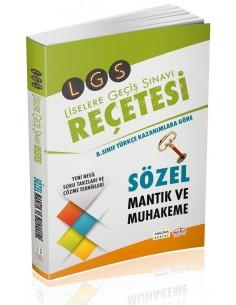 Editör LGS Reçetesi Sözel ve Mantık Muhakeme
