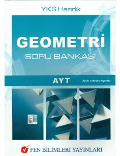 Fen Bilimleri Yayınları AYT Geometri Soru Bankası