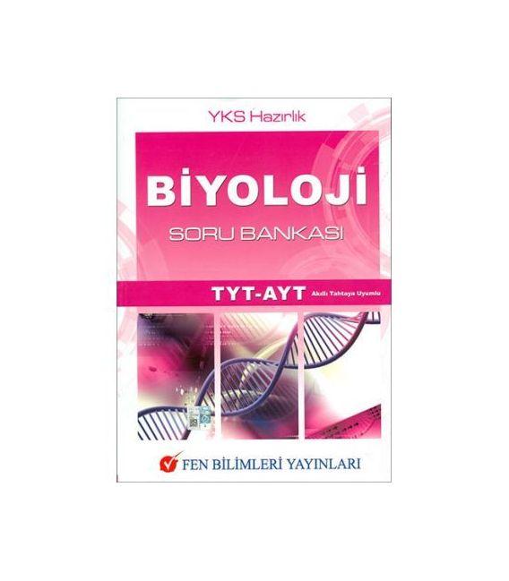 Fen Bilimleri Yayınları TYT- AYT Biyoloji Soru Bankası