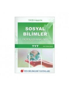 Fen Bilimleri Yayınları TYT Sosyal Bİlimler Soru Bankası