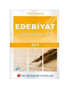 Fen Bilimleri Yayınları AYT Edebiyat Soru Bankası