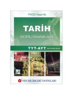 Fen Bilimleri Yayınları TYT- AYT Tarih Soru Bankası