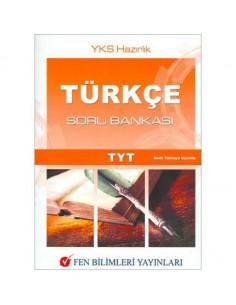 Fen Bilimleri Yayınları TYT Türkçe Soru Bankası