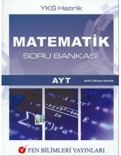 Fen Bilimleri Yayınları AYT Matematik Soru Bankası