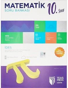 Teas Press 10. Sınıf Matematik Soru Bankası