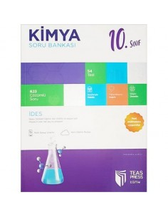 Teas Press 10. Sınıf Kimya Soru Bankası