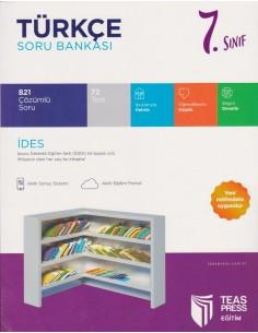 Teas Press 7.Sınıf Türkçe 3 Aşamalı Soru Bankası