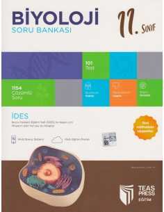 Teas Press 11. Sınıf Biyoloji Soru Bankası