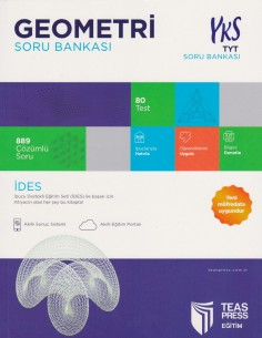 Teas Press YKS TYT Geometri Soru Bankası