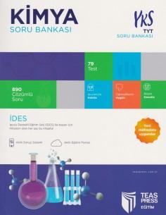 Teas Press YKS TYT Kİmya Soru Bankası