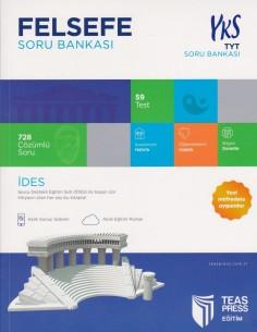 Teas Press YKS-TYT Felsefe Soru Bankası