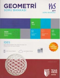 Teas Press YKS AYT Geometri Soru Bankası