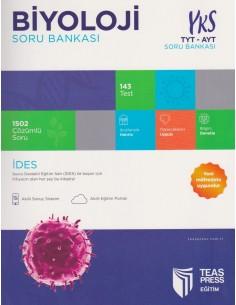 Teas Press YKS AYT- TYT Biyoloji Soru Bankası
