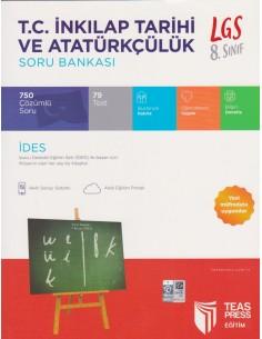 Teas Press 8. Sınıf LGS T.C İnkılap Tarihi Ve Atatürkçülük Soru Bankası