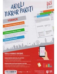 Teas Press 8. Sınıf LGS Türkçe Akıllı Tekrar Paketi