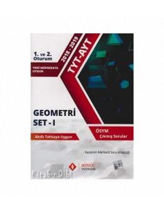 TYT AYT Geometri Modül Set Kazanım Merkezli Soru Bankası Sonuç Yayınları