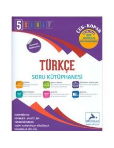 Paraf Yayınları 5. Sınıf Türkçe Soru Kütüphanesi