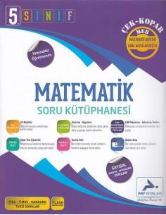 Paraf Yayınları 5. Sınıf Matematik Soru Kütüphanesi