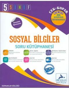 Paraf Yayınları 5.Sınıf Sosyal Bilgiler Soru Kütüphanesi