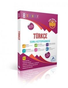 Paraf Yayınları 8.Sınıf TEOG Türrkçe Soru Kütüphanesi