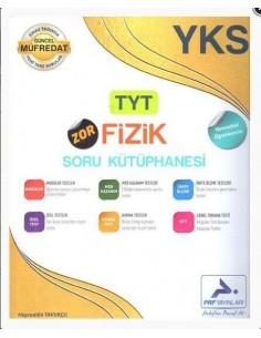 Paraf Yayınları YKS - TYT Fizik Soru Kütüphanesi Zor