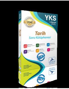 Paraf Yayınları YKS - TYT Tarih Soru Kütüphanesi