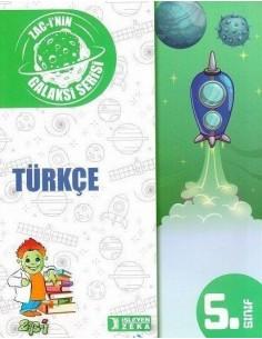 İşleyen Zeka 5. Sınıf Galaksi Serisi Türkçe Soru Bankası