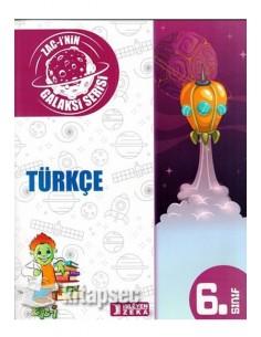 İşleyen Zeka 6. Sınıf Galaksi Serisi Türkçe Soru Bankası