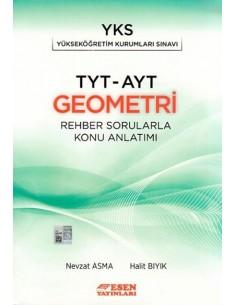 Esen Yayınları TYT - AYT Geometri Soru Bankası Orta ve İleri Düzey