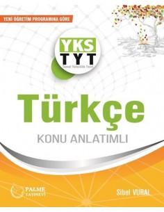 Palme Yayınları YGS-LYS Türkçe Konu Anlatımlı