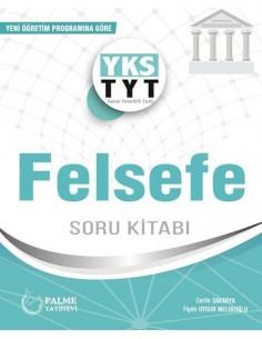 Palme Yayınları YKS TYT Felsefe Soru Kitabı