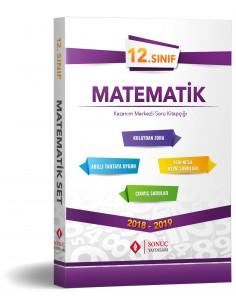 Sonuç Yayınları 12.Sınıf Matematik Kazanım Merkezli Soru Bankası Seti