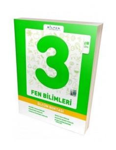 Bilfen Yayınları 3.Sınıf Fen Bilimleri Soru Bankası