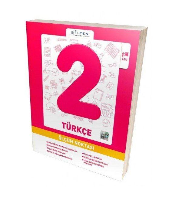 Bilfen Yayınları İlkokul 2.Sınıf Türkçe Soru Bankası