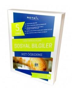 Netbil 5.Sınıf Sıra Arkadaşım Sosyal Bilgiler Soru Bankası