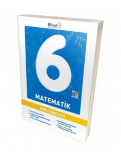 Biltest Yayınları Ortaokul 6.Sınıf Matematik Soru Bankası