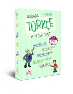 Nesil Çocuk Yayınları Burada Türkçe Konuşuyoruz