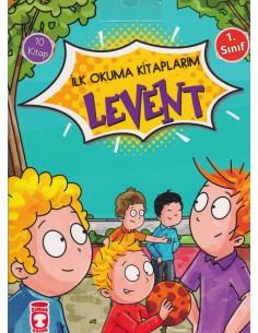 Timaş Yayınları Levent İlk Okuma Kitaplarım (10 Kitap)