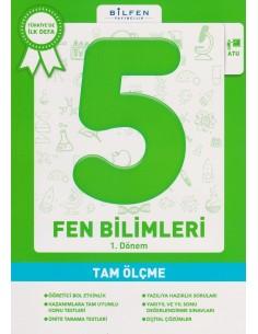 Bilfen Yayınları Ortaokul 5.Sınıf Fen Bilimleri Tam Ölçme Soru Bankası
