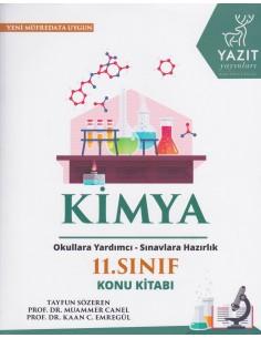 Yazıt Yayınları 11.Sınıf Kimya Konu Kitabı