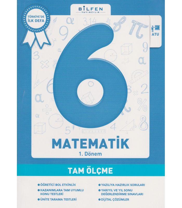 Bilfen Yayinlari 6 Sinif Matematik Tam Olcme