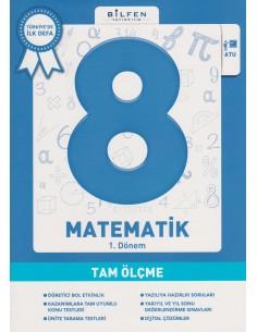 Bilfen Yayınları Ortaokul 8.Sınıf Matematik Tam Ölçme Soru Bankası